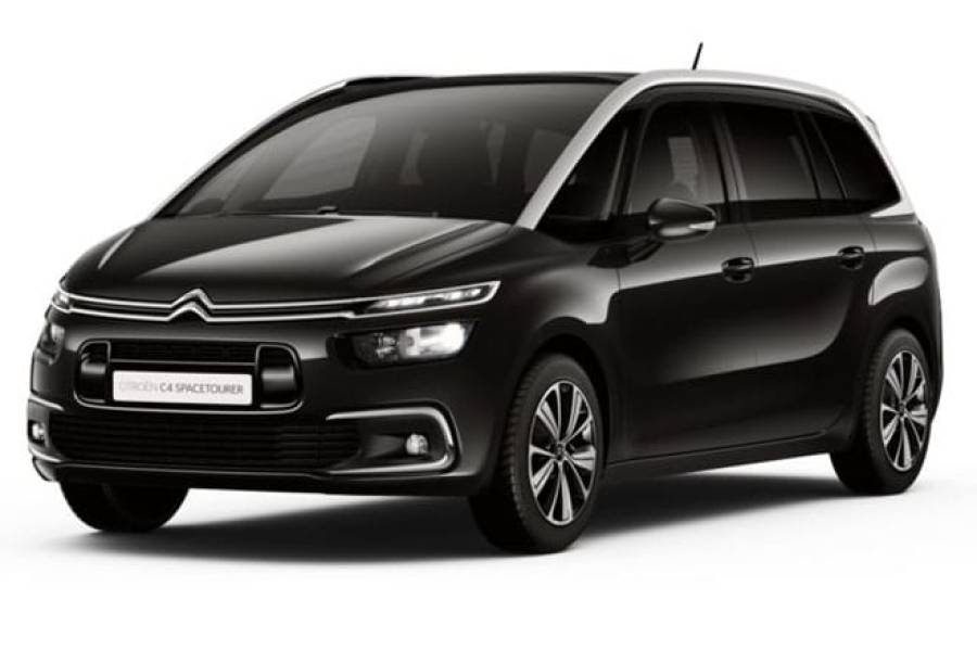 Citreon C4 Grand Picasso from Senior Car & Van Hire