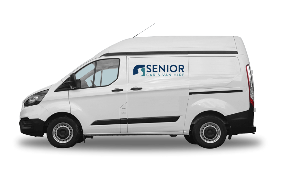 Peugeot Boxer from Senior Car & Van Hire