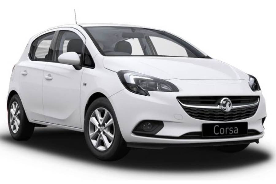 Vauxhall Corsa from Senior Car & Van Hire